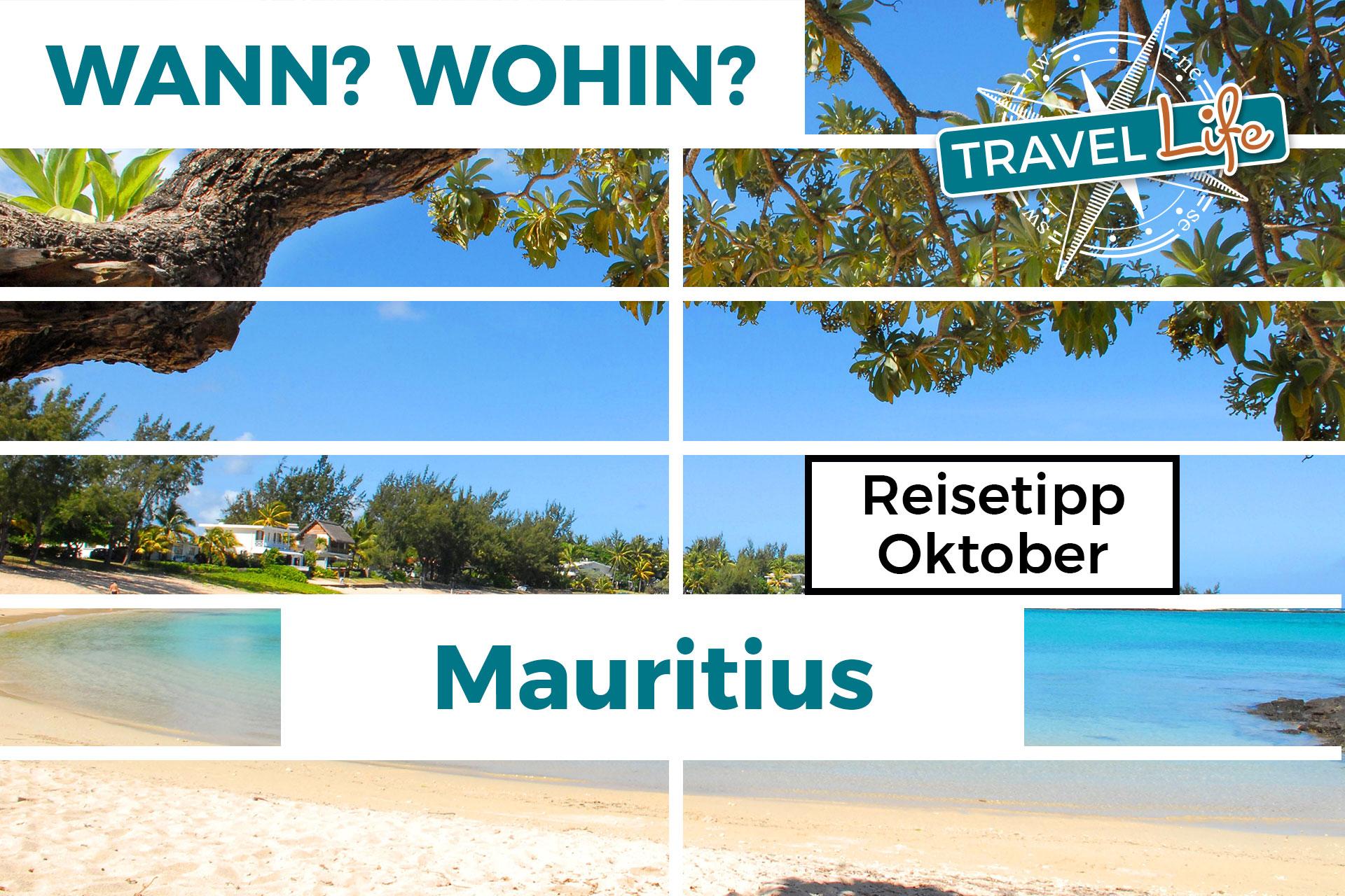 Mauritius Oktober
